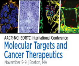 SciQuus Oncology To Attend The 2015 AACR NCI EORTC International Conference On Molecular Targets And Cancer Therapeutics In Boston